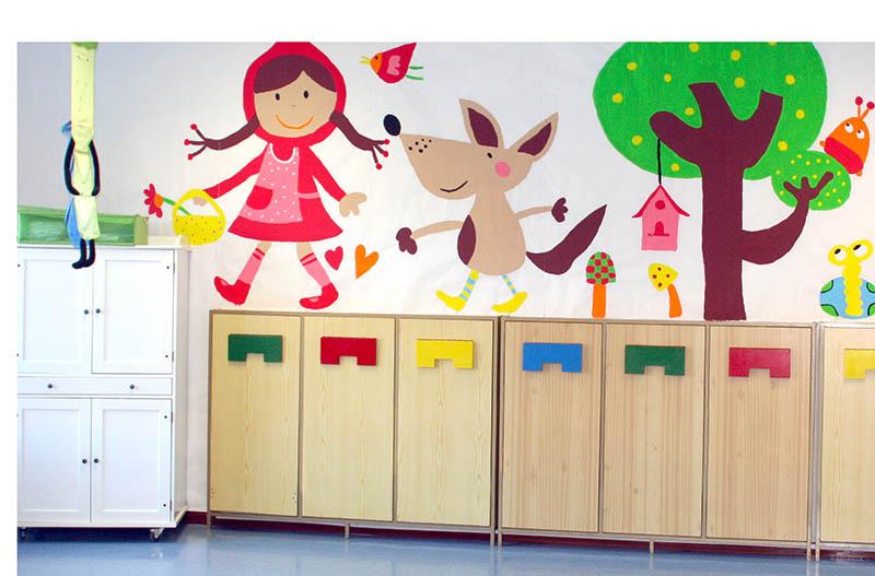 colegio base infantil